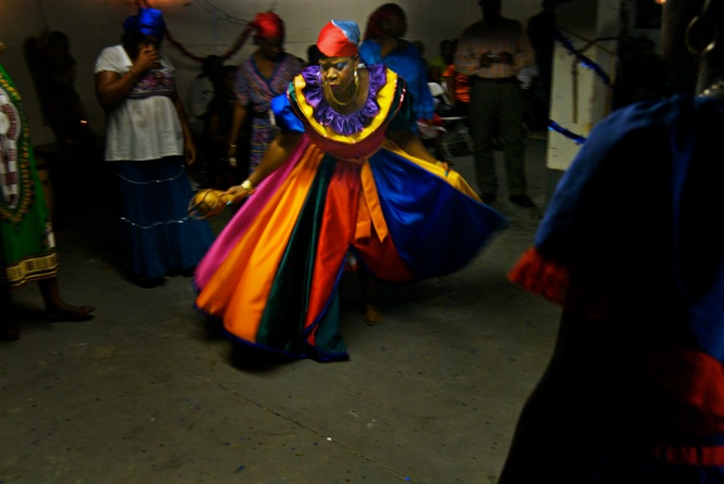 Vodou Brooklyn: Five Ceremonies with Mambo Marie Carmel, by