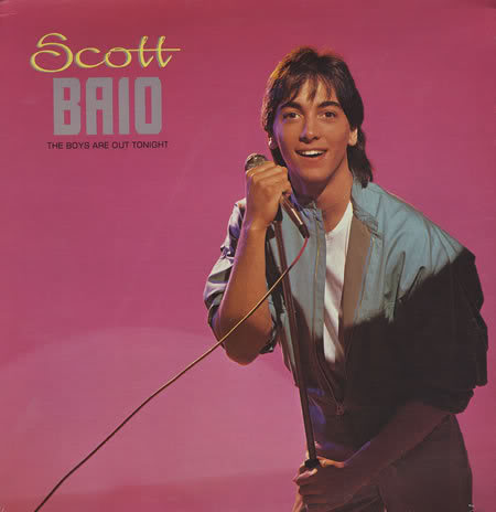 Scott Baio made an album?